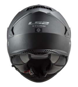 LS2 FF800 STORM Titanium