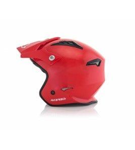 ACERBIS JET ARIA TRIAL Rojo