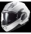 LS2 FF900 VALIANT II Blanco Brillo